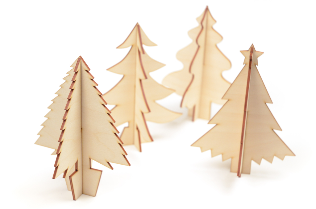 Christmas Ornaments That Open Up
